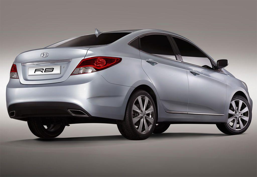 Hyundai Acsent RB