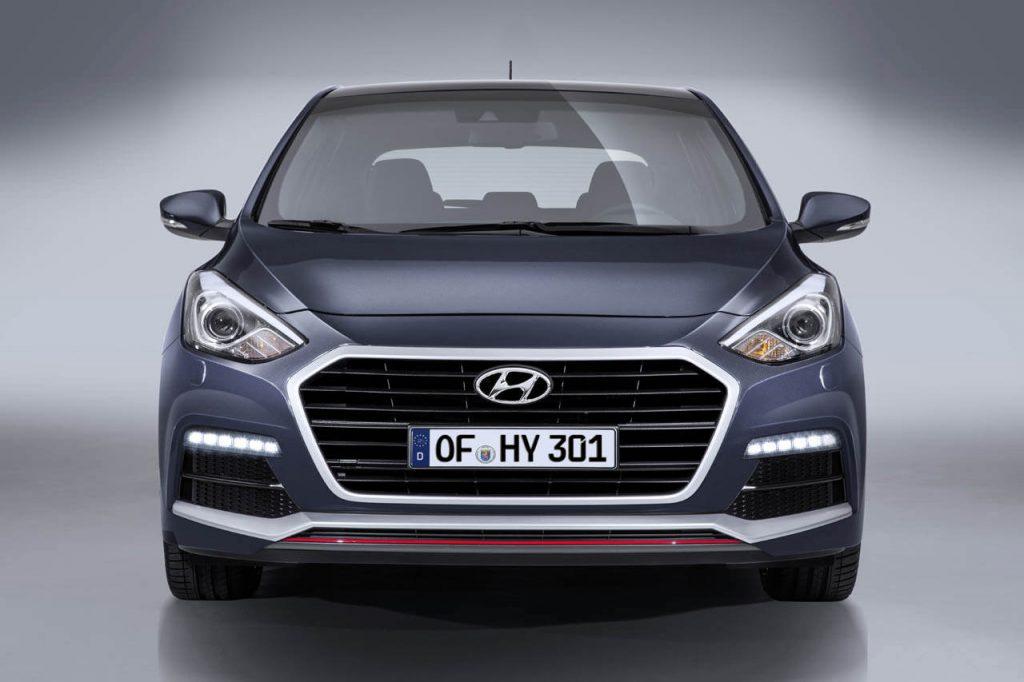 Hyundai i30 Hatchback 2017