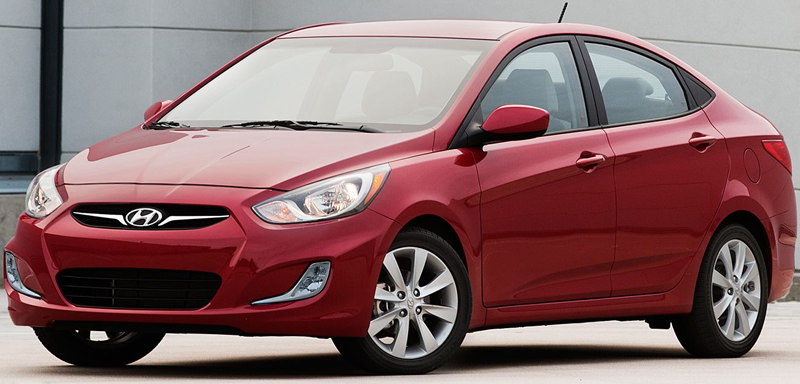 Hyundai Accent RB 2017