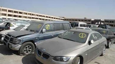 مزاد بيع السيارات بجمارك بورسعيد