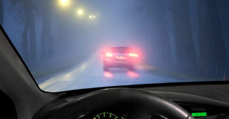 السيارت فى فصل الشتاء