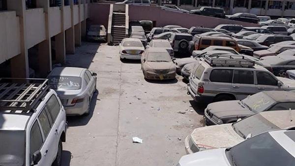 غدا مزاد لبيع سيارات مستعمله لسفارات وشركات اجنبيه فى مصر جيكس