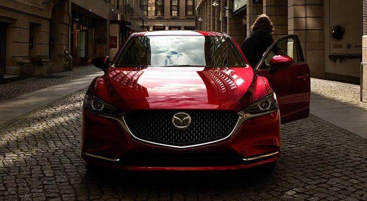 مازدا Mazda 6 موديل 2017 - جيكس كارز
