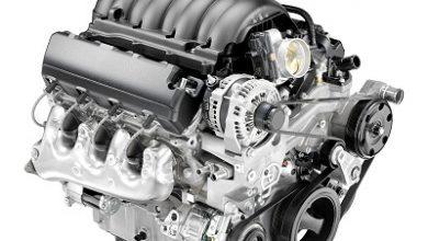 محرك 8 سلندر - جيكس كارز