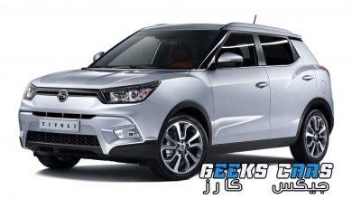 Ssangyong Tivoli -سانج يونج تيفولي-geeks cars 2018