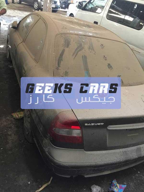 مزاد-السيارات-المستعمله- دايو نوبيرا -موقع جيكس-كارز
