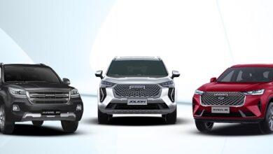 مميزات واسعار سيارات هاڤال الصينية 2022