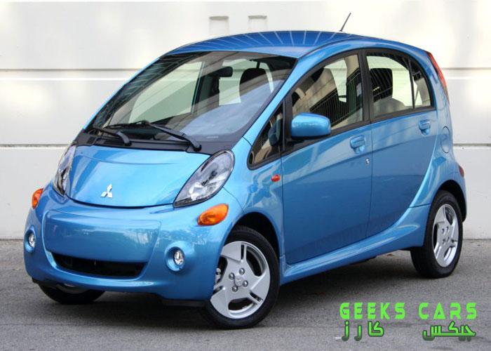 Mitsubishi-i-MiEV - geeks cars