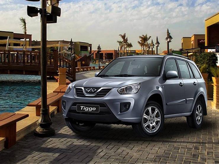 سيارات كسر الزيرو فى مصر الـ SUV - شيرى تيجو