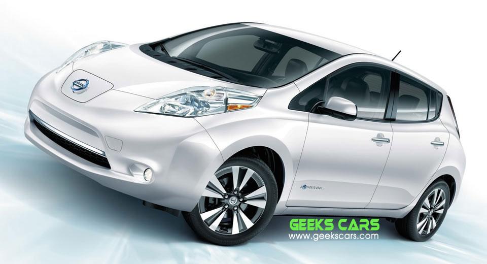 السيارات الكهربائيه المستعمله - نيسان ليف Geeks Cars