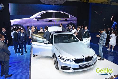 المجموعه البافارية للسيارات - الفئة الخامسة BMW