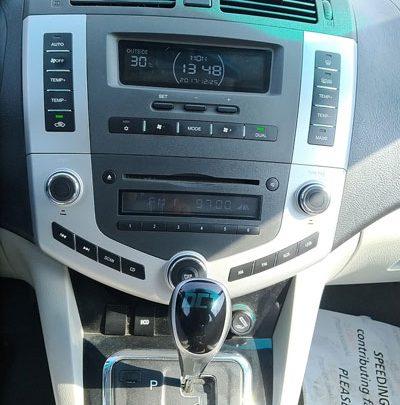 مواصفات ومميزات السيارة BYD s6 - المقصور الداخلية