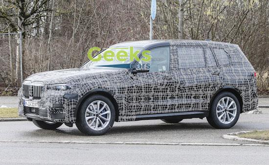 BMW X7 موديل 2019