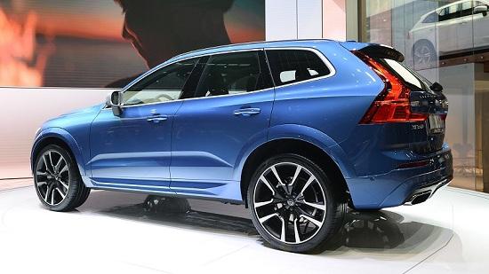 مواصفات 2018 Volvo XC60
