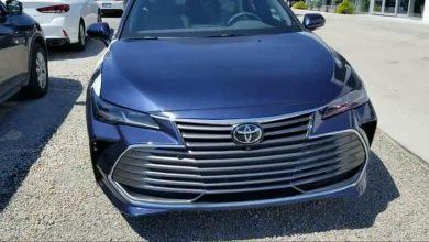 تويوتا افالون Toyota Avalon 2019
