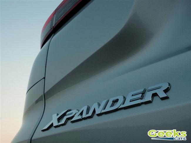 ميتسوبيشي إكسباندر Xpander الجديدة