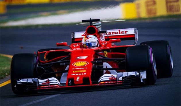 فورمولا1- 2018