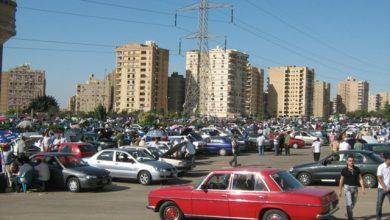 سوق السيارات الستعملة بمصر