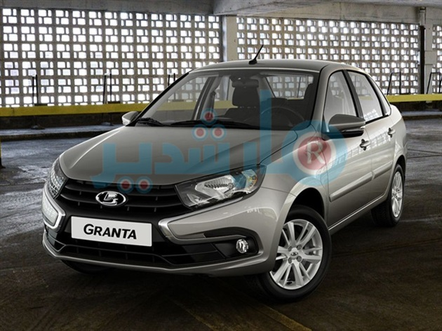 لادا جرانتا Granta الجديدة