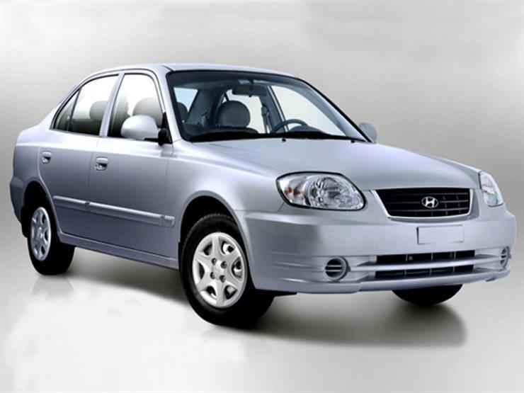 اهم 10 سيارات مبيعاً فى مصر - هيونداى فيرنا