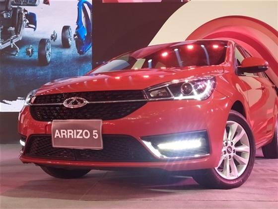 مواصفات ومميزات شيرى اريزو Arrizo 5 الجديدة
