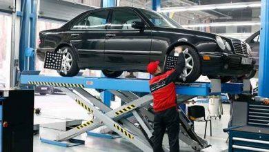 خدمة door to door لصيانة السيارات
