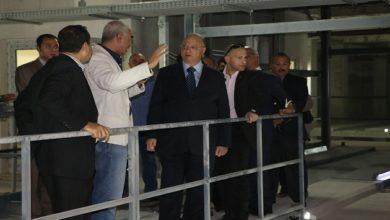 تقرير عن اول جراج اوتوماتيكى بمصر