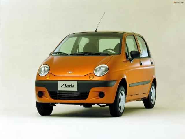 سيارات مستعمله - دايو ماتيز
