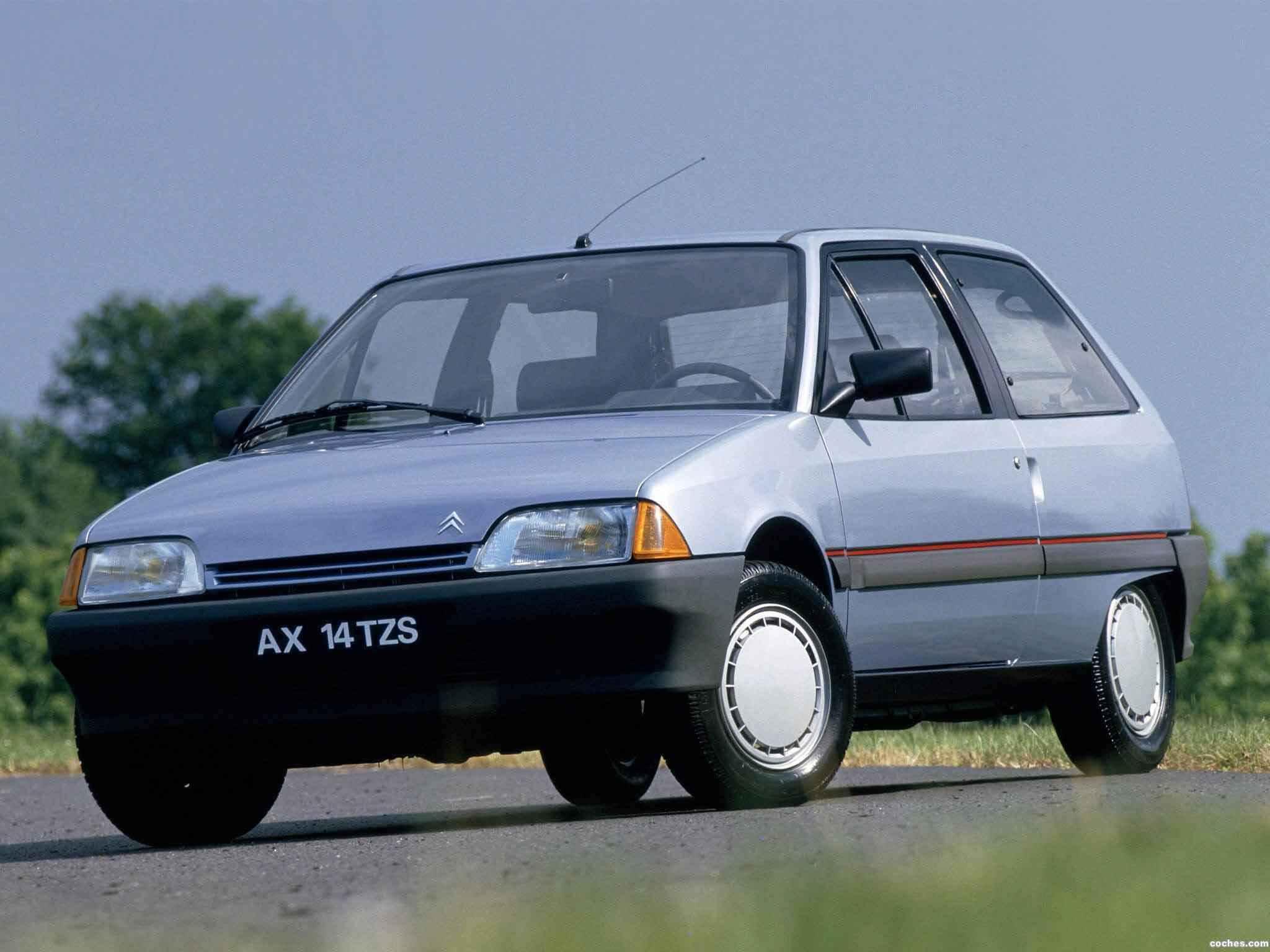 سيارات مستعمله - ستروين AX