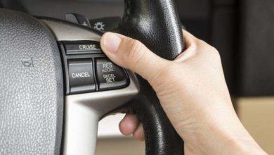 مميزات وعيوب مثبت السرعة في السيارة
