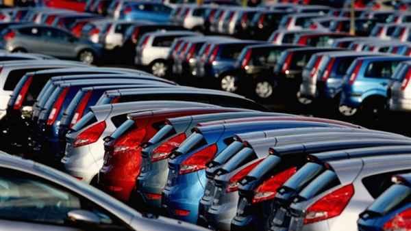 سوق تجارة السيارات فى مصر