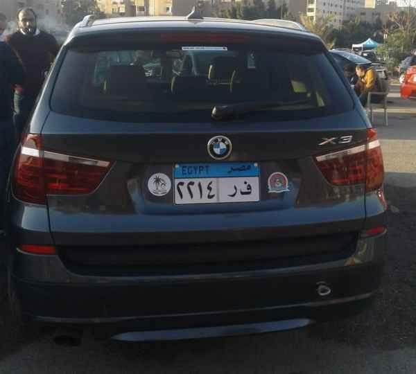 اسعار السيارات المستعمله بسوق الحى العاشر - سعر بى ام دبليو x3 مستعملة