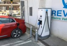 تقرير عن محطات شحن السيارات الكهربائية فى مصر