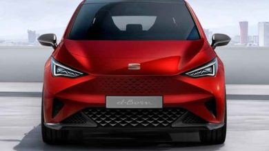 el-born السيارة الكهربائية من سيات