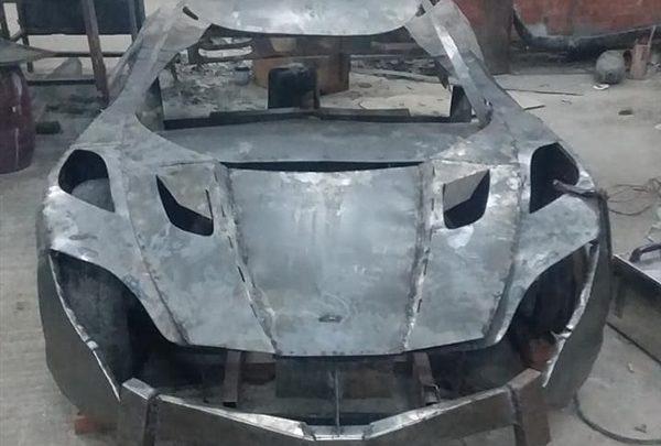 تصنيع سياره كهربائية فى مصر