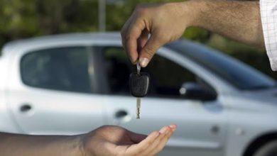 شراء السيارات الجديدة