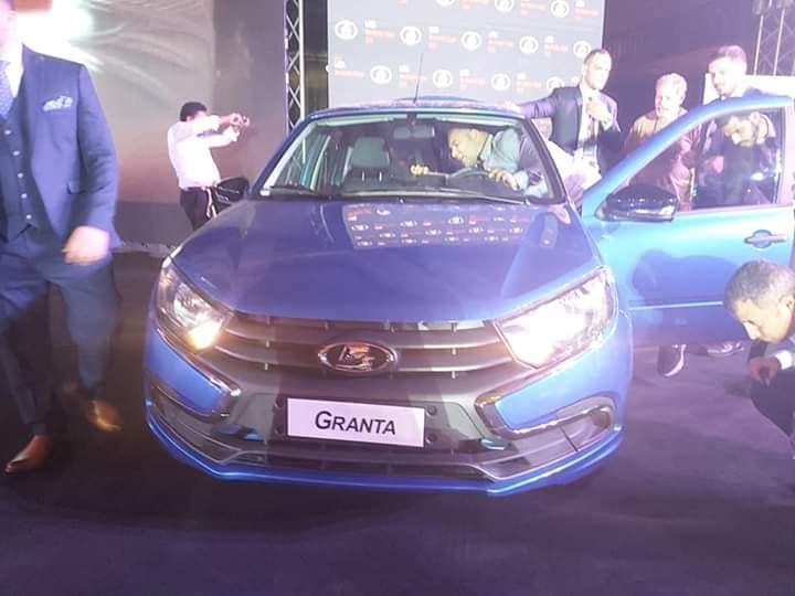 سعر ومواصفات لادا جرنتا 2020 - Lada Granta