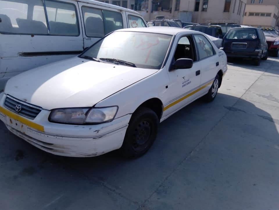 مزاد سيارات مطار القاهرة