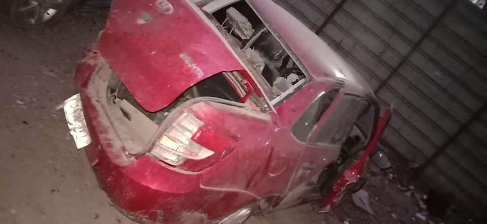 النترا سيارات حوادث  بفيصل