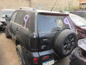 مزاد سيارات الحوادث - تيجو
