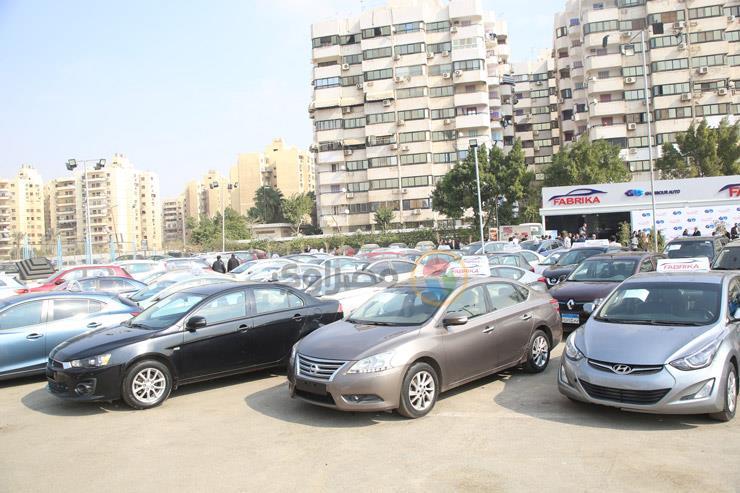بيع واستبدال السيارات المستعمله