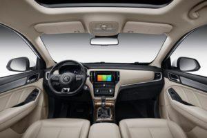 اسعار ام جى الجديدة MG RX5 الجديدة