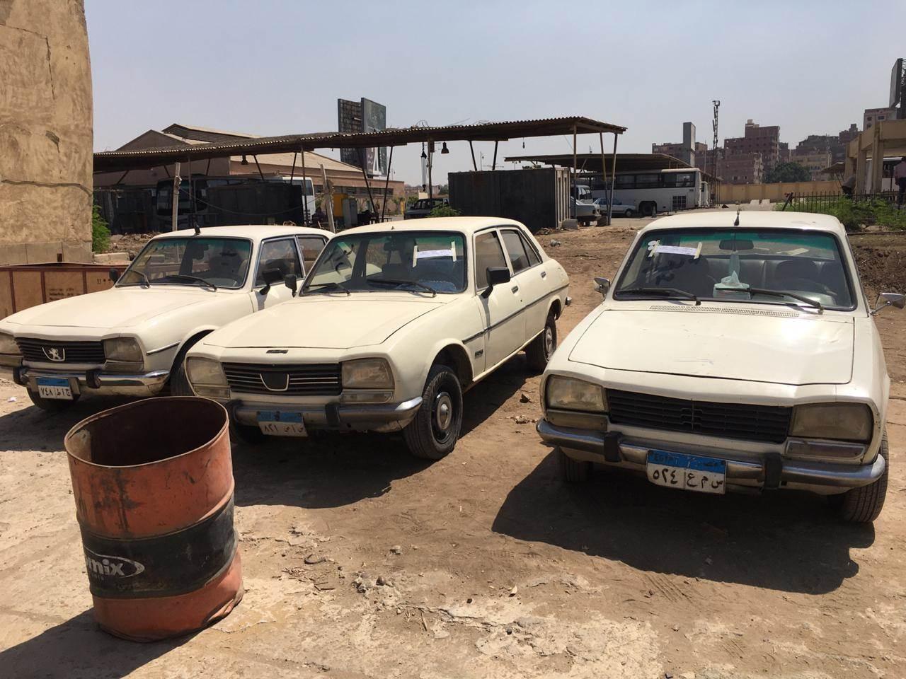 مزاد سيارات مستعمله باسعار رخيصه