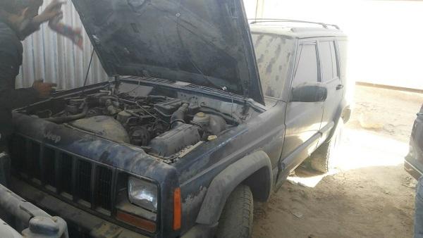 مزاد جنوب سيناء - لبيع سيارات مستعمله