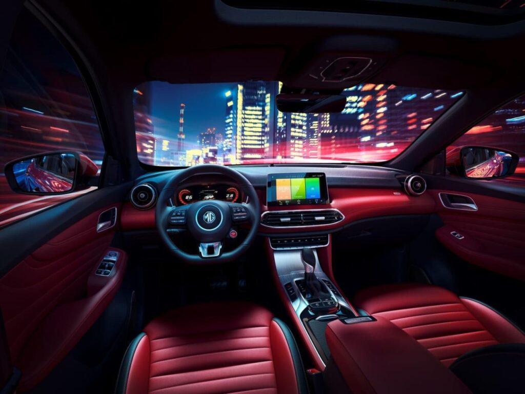 مميزات واسعار سيارات إم جي MG HS موديل 2021