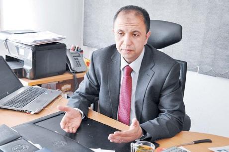 خالد سعد، الأمين العام لرابطة مصنعى السيارات