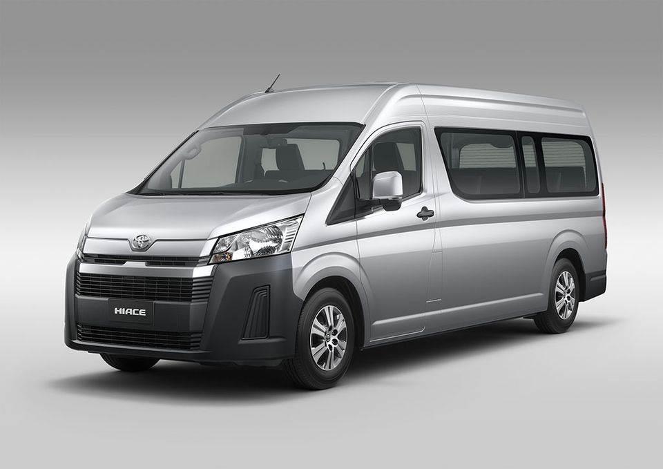 اسعار سيارات ميكروباص تويوتا هاي ايس NG موديل 2021