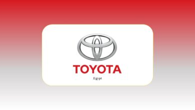 Toyota cars prices in Egypt