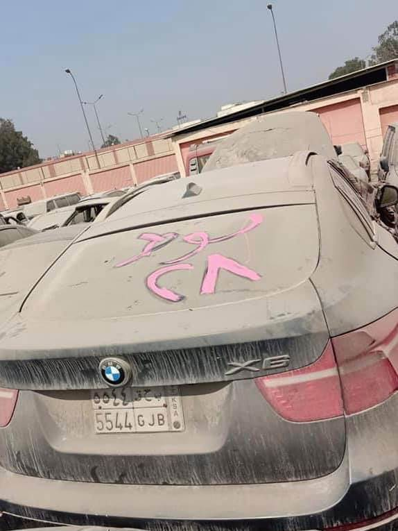 سيارات مستعمله رخيصه في مزاد جمارك المطار
